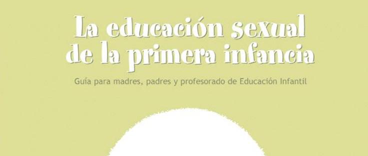 La educación sexual de la primera infancia