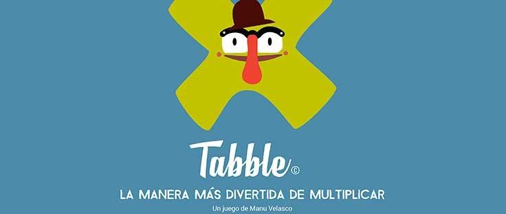 Tabble, juego gratis para aprender las tablas de multiplicar