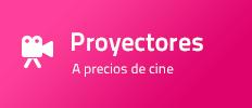 Proyectores a precio de cine