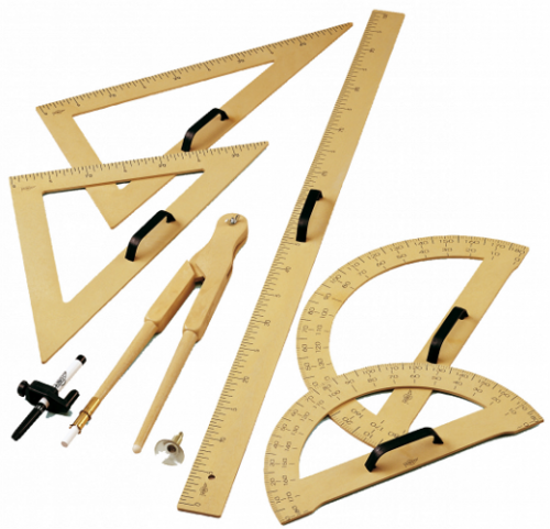 Instrumentos para Pizarras Faibo
