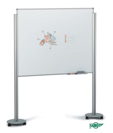 Soporte de aluminio para pizarra material escolar for Pizarra oficina
