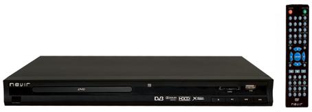 Reproductor de DVD Nevir 2334