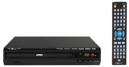 Reproductor de DVD Nevir 2340