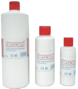 Cola Blanca Descom