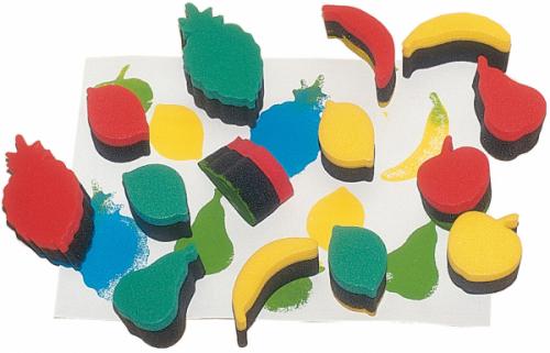Siluetas Frutas
