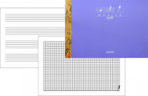 Cuadernos Música Primaria Combi Additio