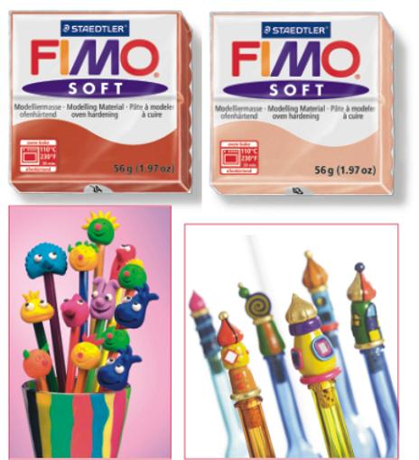 Pasta de Modelar Fimo Soft