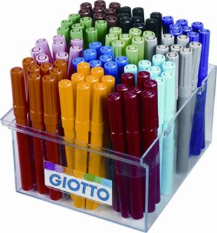 Kit Escolar Giotto Turbo Maxi