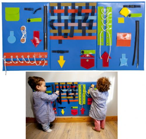 Actividades sensoriales para adultos