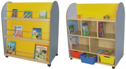 Mueble libreria infantil ideas de disenos for Mueble libreria infantil