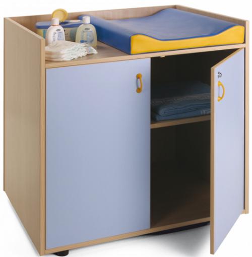 Mueble cambiador material escolar material de oficina - Muebles cambiador ...
