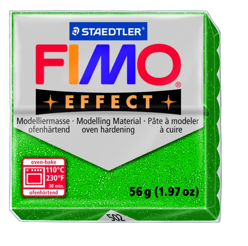 Pasta de modelar Fimo Effect
