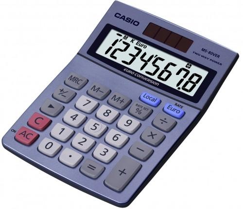 Calculadora Casio MS-80VERII