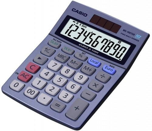 Calculadora Casio MS-100TERII