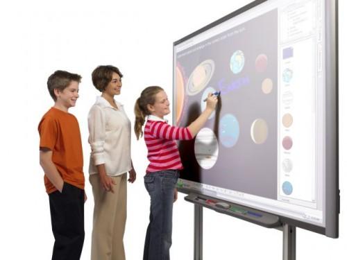 Pizarra interactiva Smart Serie 600