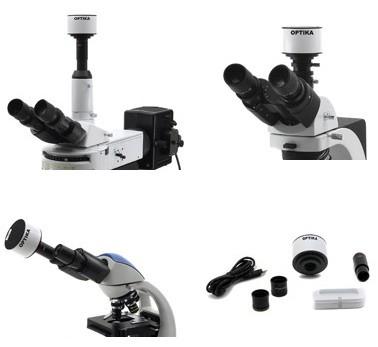 Videocámara Digital Microscopia 1,3 Mpíxels