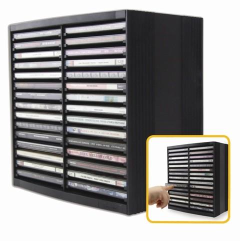 Torre Automática de 30 CDs con Caja