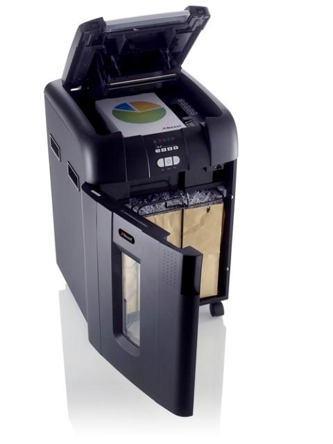 Destructora Rexel Auto+ 500X alimentación automática