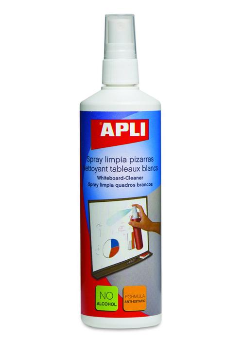 Spray limpiador Pizarra Blanca Apli