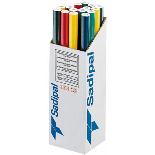 Forro de Libros Adhesivo Colores Sadipal