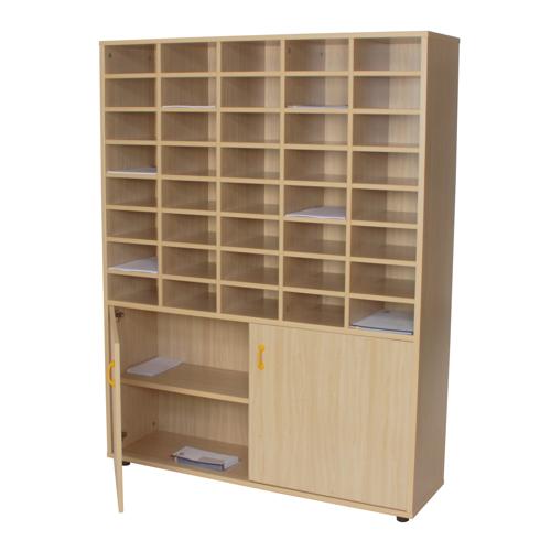 Mueble Organizador Profesores