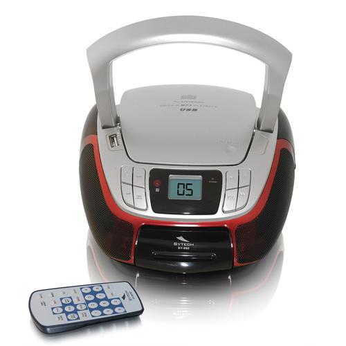 Radio CD Sytech SY990 con mando a distancia
