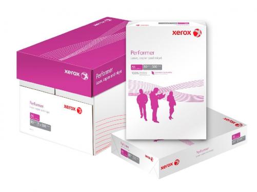 Papel Xerox A4 de 80 gramos