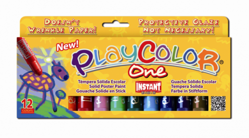 Témpera Playcolor One