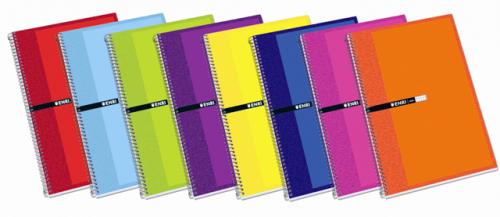 Cuaderno Enri Status tapas extraduras