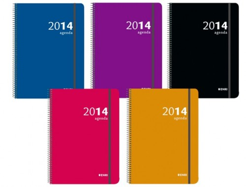 Agenda Enri Colors