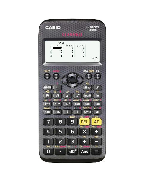 Calculadora científica Casio FX-82SPX-S