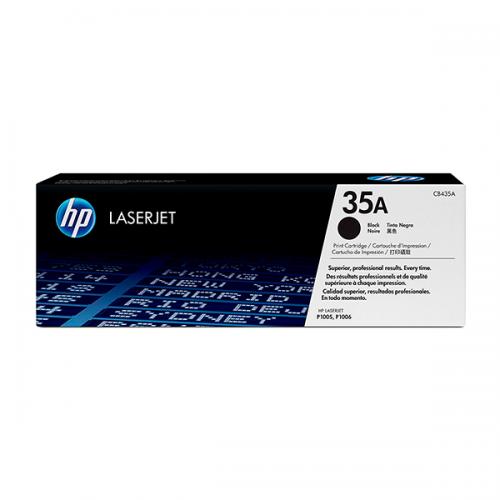 Tóner Láser HP CB435A