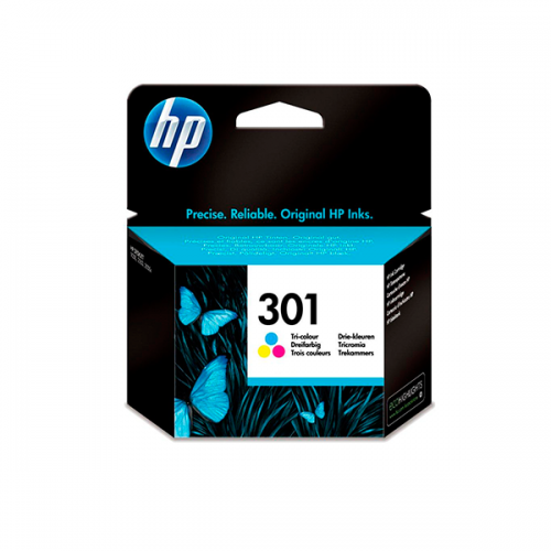 Cartucho HP CH562 301 Color