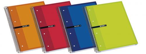 Cuaderno Enri tapas extraduras