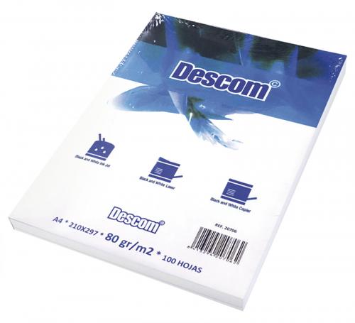 Papel Din A4 DESCOM