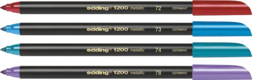 Edding 1200 Metalizado