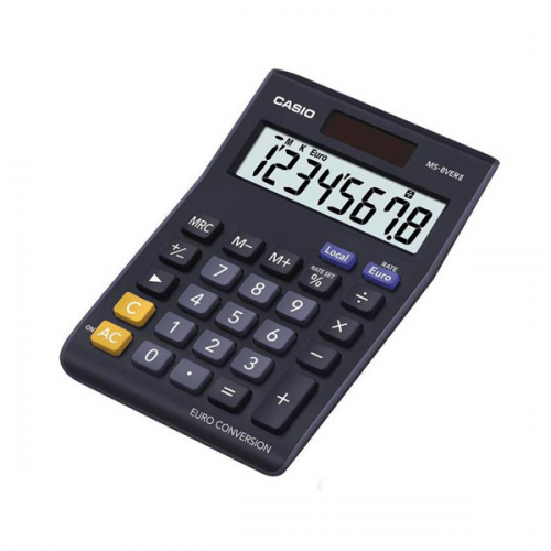 Calculadora Casio MS-8VERII