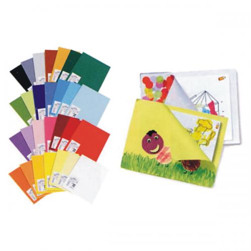 Paquetes 50 hojas cartulina para tapas 23x32