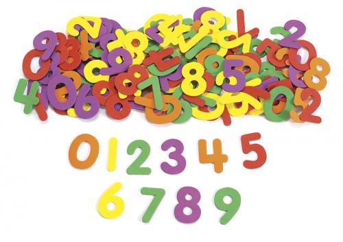 Figuras Eva números