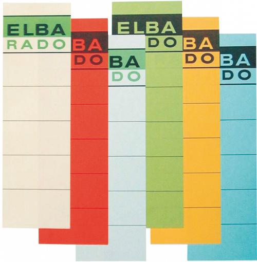 Etiquetas para Archivo Elba