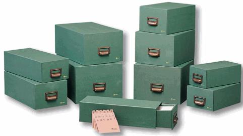 Ficheros de cart n material escolar material de oficina for Ficheros para oficina