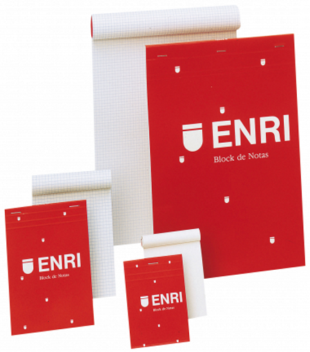 Blocs de notas ENRI