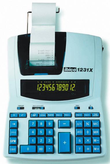 Calculadora Ibico 1231X