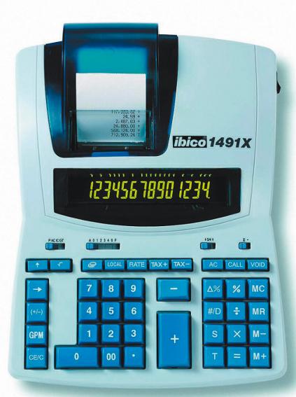 Calculadora Ibico 1491X