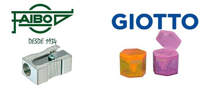 Imagen Afilalapices Faibo Giotto Reproalba Material Escolar