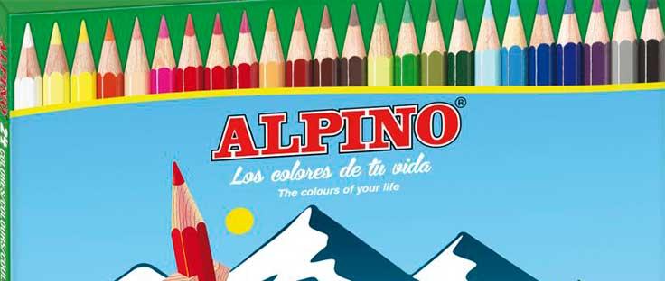 lapices alpino reproalba material escolar