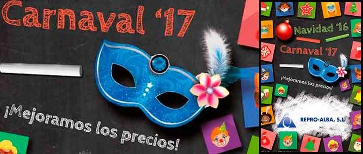 Catálogo de Carnaval 2017