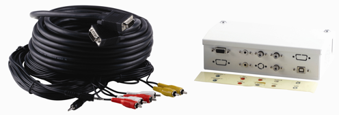 Caja Kit Conexiones Plug & Play