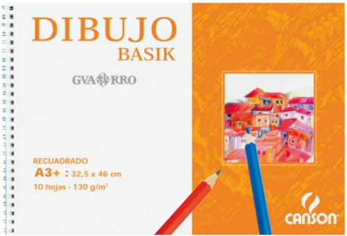 Bloc de Dibujo GUARRO BASIK