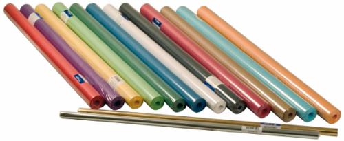 Bobinas papel de colores Sadipal